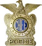daville badge