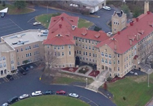 St. Rita School for the Deaf campus. Click photo to view larger version.