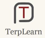 terp learn logo